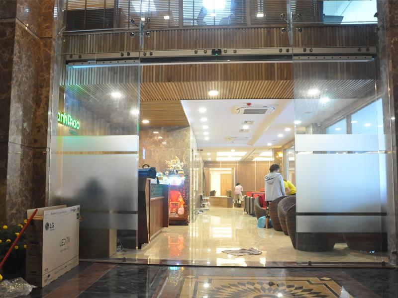 Set Up Văn Phòng Thanh Thảo Building